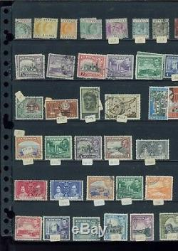 1903-1960 Cyprus Postage Stamp Mixed Variety Mint & Used Collection Value $2,030