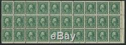 1917 US Postage Stamp #498f Mint NH OG Booklet Pane of 30 PF Certified