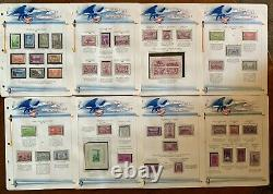1926-1960 Complete Mint US Stamp Collection in White Ace Hingeless Album