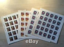 1st Class Stamps x 300 mint with full gum, cheap postage only 55p each