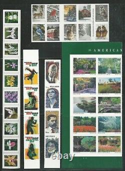 2020 US Complete Stamp year Set Mint NH as the scans show including 115 stamps