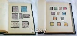 700+ USA Stamps American Postage Blocks Collection Album Mint Used HIGH CV
