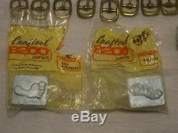 CRAFTOOL Leather Stamp Lot of 70+