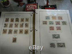 Complete Poland stamp collection upto 2017 Mint Hinged & Used & Back of Book
