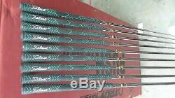Display (MINT COND) Titleist Tour Model Forged Iron Set (2-PW) TPC logo Stamp