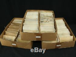 Enormous Germany Dealer Stock Stamp Collection Lot 14lbs 10s of 1000s Mint+Used