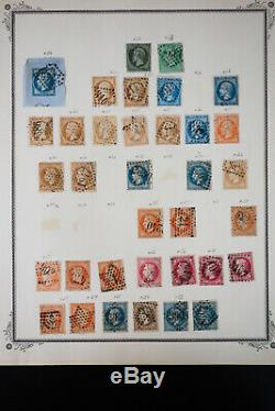 France Early Classic Stamp Lot of 36