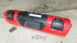 HILTI DX-462HM powder actuated stamp marking too kit withlot 2 die sets NICE 869