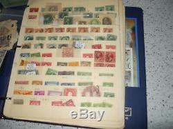 Huge 3 Albums Lot United States US Postage Stamps & Old Album Postage Due Others