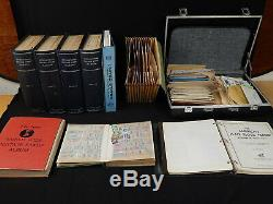Huge Estate Lot Postage Mail Stamp Collection World USA Foreign Pre Post 1900