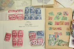 Huge Great Britain & British Colonies Stamp Collection Lot Mint, Used, Early+