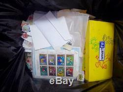 Huge Worldwide Mint & Used Stamp Lot 19 Pounds Ten's of Thousands of Stamps