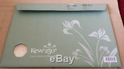 Kew Gardens Royal Mint Uncirculated 50p Fifty Pence Coin and stamp Cover 2009