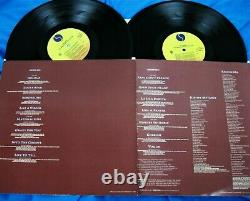 MADONNA PROMO LOT THE IMMACULATE COLLECTION 12 VINYL & PRESS KIT LP Gold Stamp