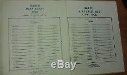 Mint NH U S Discount Postage Great Americans Mint Sheet Lot Face Value $621.76