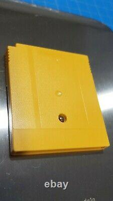 Mint00 stamp Pokemon YELLOW Version AUTHENTIC! Trusted Game Boy GBA Gameboy