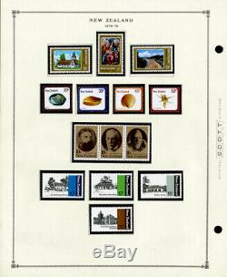 New Zealand Useful Mint & Used 1800s to 1980s Strong Stamp Collection