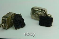 RARE Lot of Austria Hungary Ink Stamp seal antique