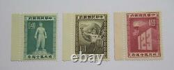 Republic Of China Taiwan 1955 Freedom Day 40 1.00 1.60 Unused Stamp Lot