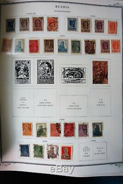 Russia Massive 1800s to 1979 Mint & Used Stamp Collection Thousands of Issues