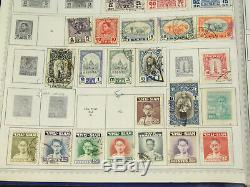 Siam Thailand Stamp Collection Lot Pages, Glassines+ withEarly, Mint, King Rama, +