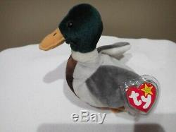 Ty Beanie Baby JAKE in MINT Many Errors & Inside Stamp EXTREMELY RARE