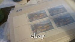 US Discounted Postage 6c to 16c Plate Block lot MNH Face $229.28