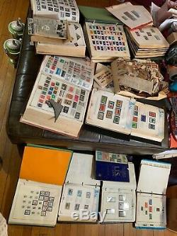 US Postage UN Foreign Aristocrat Cancelled Stamps Lifetime Collection! Huge Lot