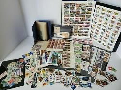 USA Unused Postage Stamps $300 FACE Value Lot Discount Postage Blocks & Sheets