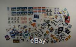 United States Postage $613.50 Face Value Higher Denomination Stamps Lot 986