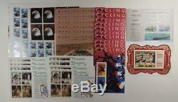 United States Postage $945.00 Face Value Higher Denomination Stamps Lot 1222