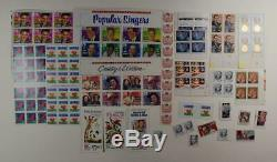 United States Postage Lot $220.00 Face Value (lot 1214) 400 55 Cent Equivalent