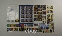 United States Postage Lot (lot 2255) $310.00 Face Value See List Of 3150 Stamps