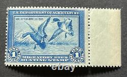 WTDstamps #RW1 1934 US Federal Duck Stamp Mint OG NH